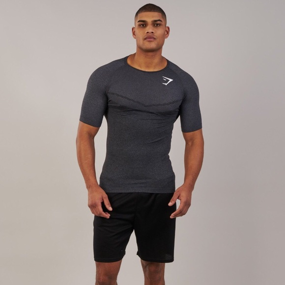 e01884085e78f9 Gymshark Other - Gymshark performance seamless t-shirt